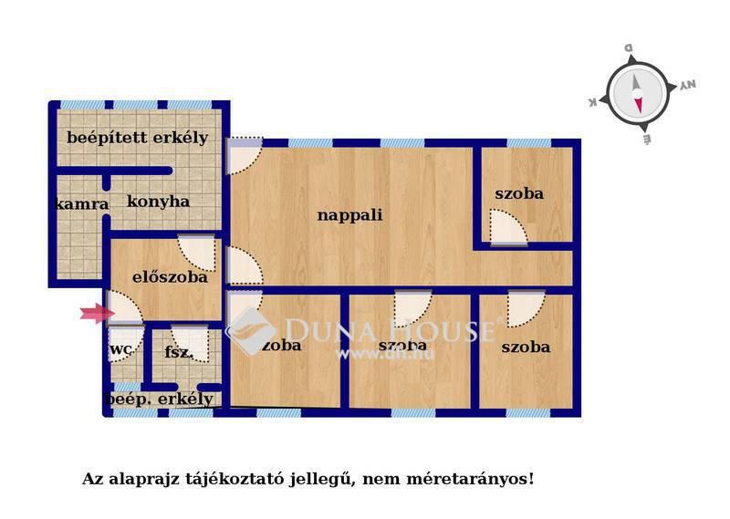 Eladó Lakás, Komárom-Esztergom megye, Tatabánya, Radnóti utca