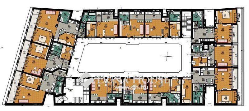 Eladó Fejlesztési terület, Budapest, 8 kerület, Tetőtér Corvinnegyed a Nagykörútnál