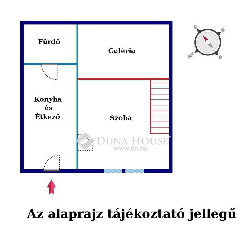 Eladó Lakás, Budapest, 8 kerület, Karácsony Sándor utcai garzonlakás
