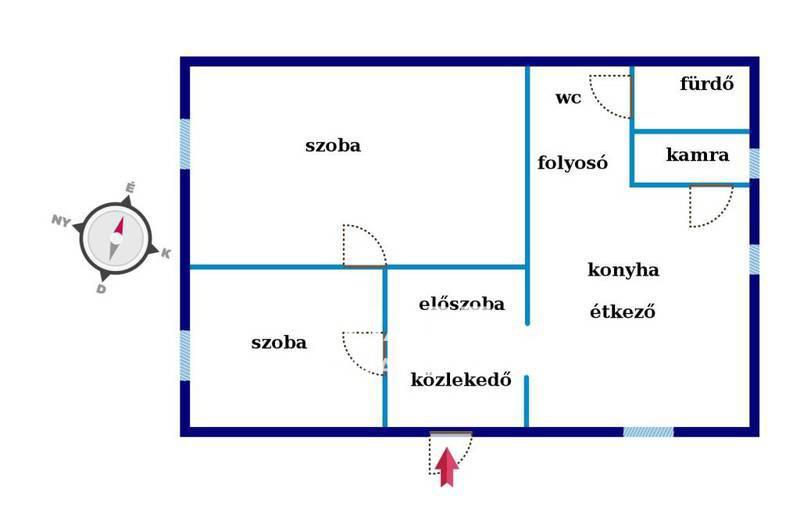 Eladó Ház, Bács-Kiskun megye, Kiskunfélegyháza, Körpatika