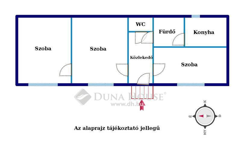 Eladó Lakás, Somogy megye, Kaposvár, Bajcsy-Zsilinszky utca