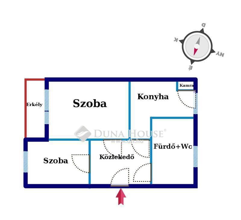Eladó Lakás, Bács-Kiskun megye, Kiskunfélegyháza, Móra tér