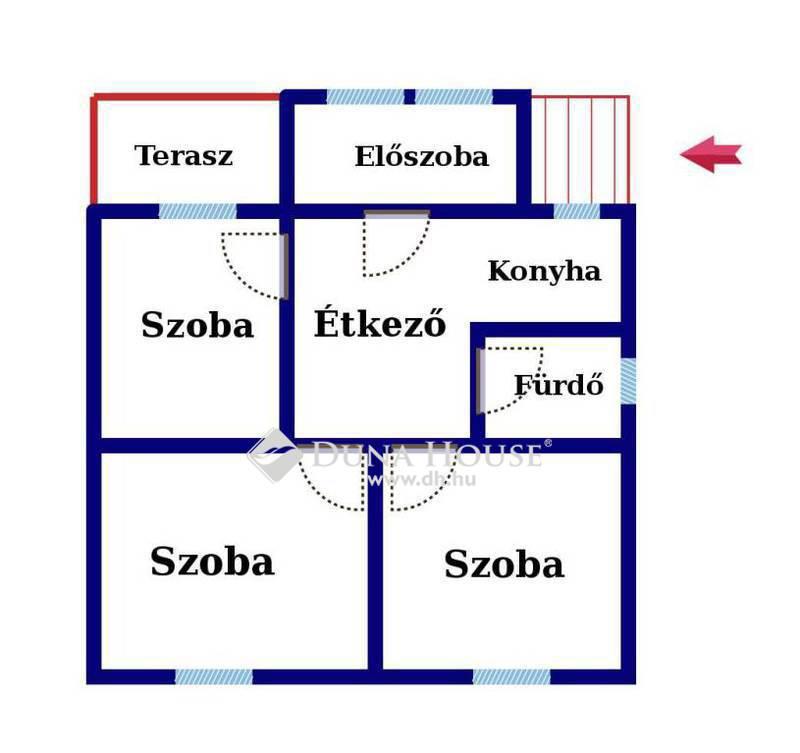 Eladó Ház, Komárom-Esztergom megye, Tatabánya, Igényes kialakítású polgári stílusú családi ház