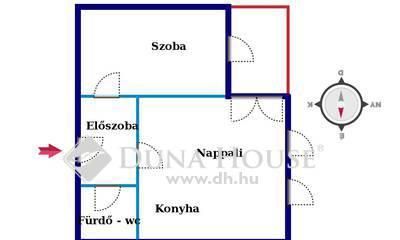 For rent Flat, Baranya megye, Pécs, Diós dűlő