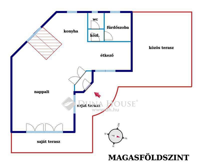 Kiadó Ház, Budapest, 16 kerület, Ómátyásföld legpatinásabb részén