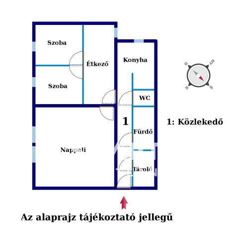 Eladó Lakás, Budapest, 17 kerület,