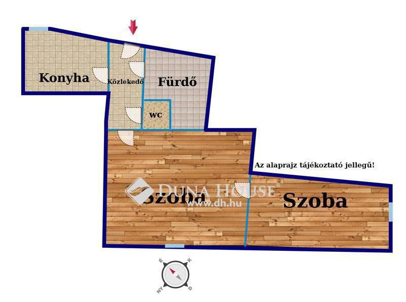 Eladó Lakás, Fejér megye, Székesfehérvár, Belváros környéke