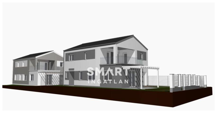 Eladó Ház, Budapest, 18 kerület, Ganzkertváros Új építésű 1-es Ház