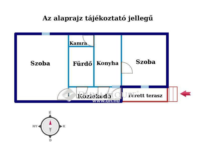 Eladó Ház, Heves megye, Mátraderecske, Széchenyi István utca