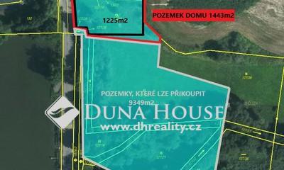 Prodej pozemku, Louňovice, Okres Praha-východ