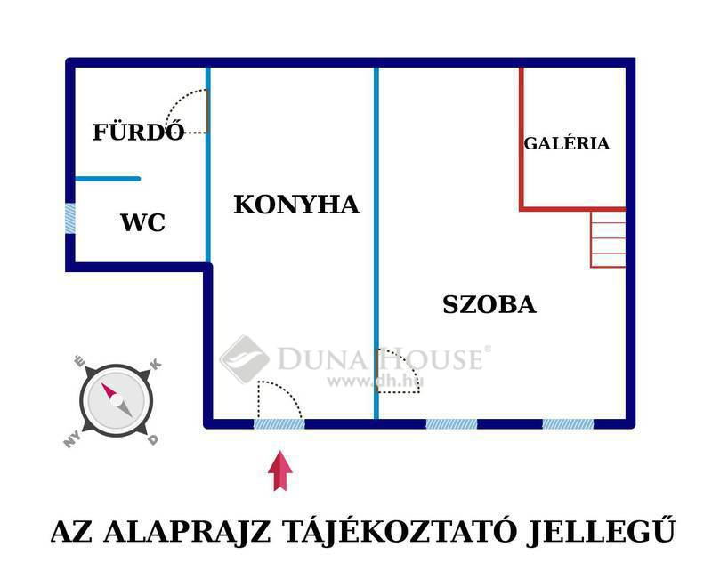 Eladó Lakás, Budapest, 8 kerület, Kis Fuvaros utca