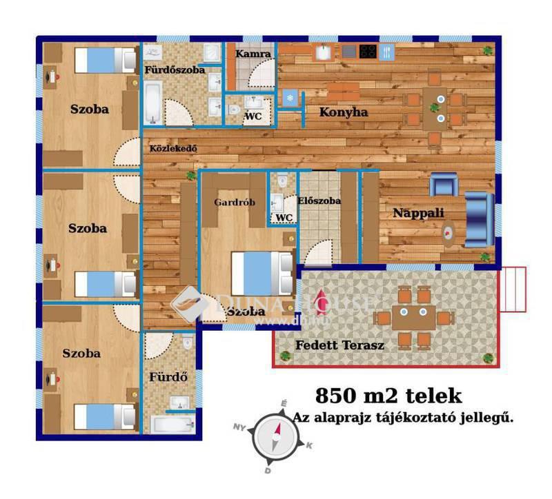 Eladó Ház, Zala megye, Zalaegerszeg, kulcsrakész, új építésű ház, nappali + 4 szoba