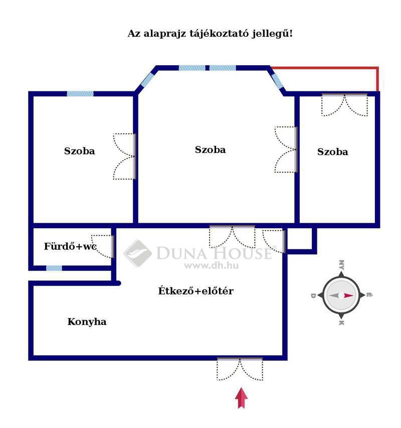 Kiadó Lakás, Budapest, 11 kerület, Karinthy Frigyes út