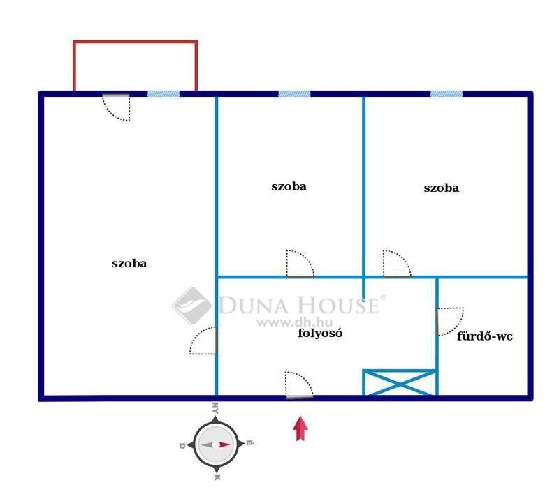 Eladó Lakás, Hajdú-Bihar megye, Debrecen, Vincellér utca
