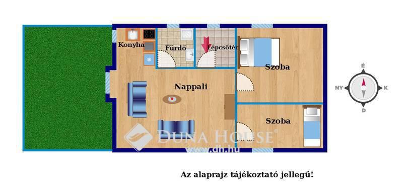 Eladó Lakás, Zala megye, Keszthely, belváros