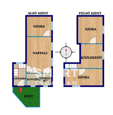 Eladó Ház, Budapest, 22 kerület,