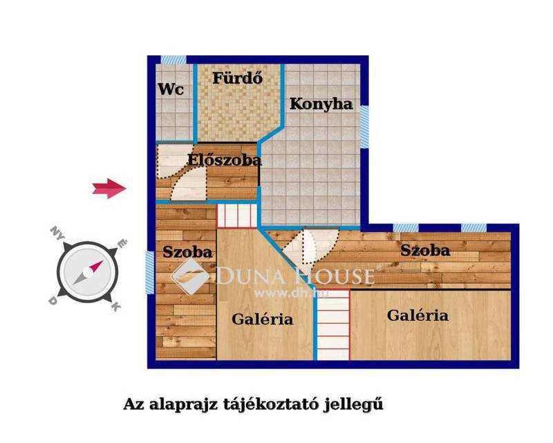 Eladó Lakás, Budapest, 7 kerület, A Madách színház szomszédságában