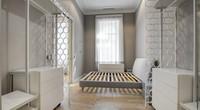 Eladó lakás, Budapest 6. kerület, Bajnok utcai felújított ingatlan, szép épületben