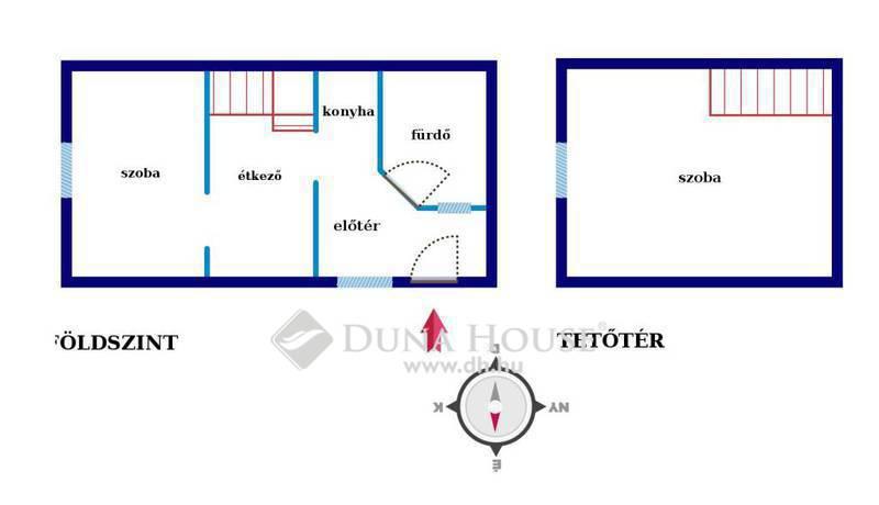 Eladó Ház, Hajdú-Bihar megye, Debrecen, Hadházi út, Bem térhez közeli részén