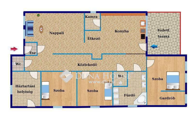 Eladó Ház, Vas megye, Szombathely, Szentkirály