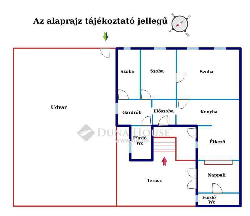 Eladó Ház, Budapest, 19 kerület, Kispesten remek elosztású ház, nagycsaládosoknak