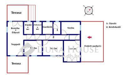 Eladó Ház, Budapest, 17 kerület, Erdész József utca