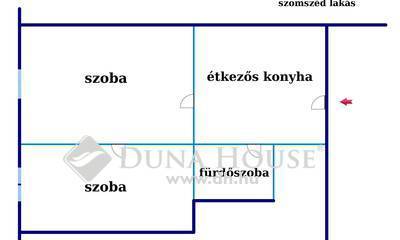 Eladó Ház, Budapest, 15 kerület, Pestújhelyi jó állapotú kertes 30 nm-es garzon