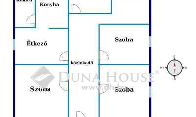 Eladó Ház, Szabolcs-Szatmár-Bereg megye, Nyíregyháza, Orosi útból nyíló csendes utca