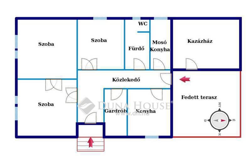 Eladó Ház, Baranya megye, Felsőszentmárton, Rákóczi utca
