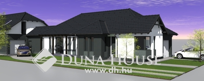 Eladó Ház, Pest megye, Veresegyház, nappali+3 szobás, garázsos, új építésű ikerházfél