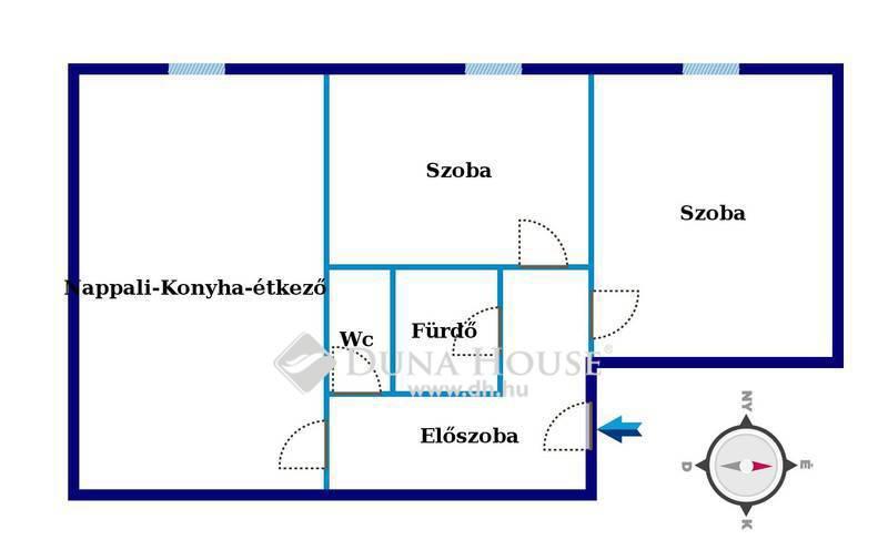 Eladó Lakás, Baranya megye, Pécs, ---Egyedileg felújított, átalakított lakás--