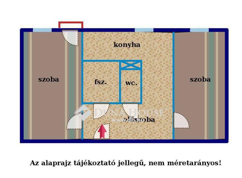 Eladó Lakás, Komárom-Esztergom megye, Tatabánya, Bánhidai lakótelep