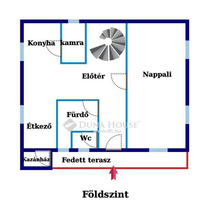 Eladó Ház, Pest megye, Pécel, 210 nm-es, 2 szintes családi ház a központban