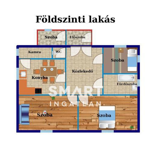 Eladó Ház, Budapest, 14 kerület, Központi, családi házas