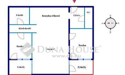 Eladó Lakás, Győr-Moson-Sopron megye, Győr, Belváros újépítésű