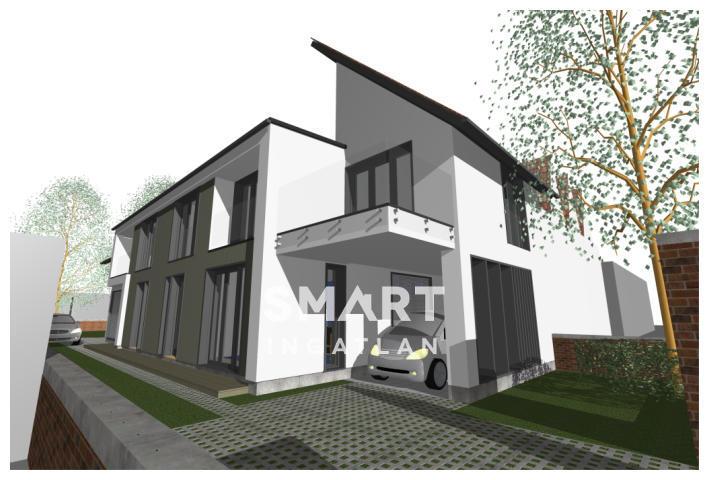 Eladó Ház, Budapest, 15 kerület, Rákospalotán újépítésű ikerházfél