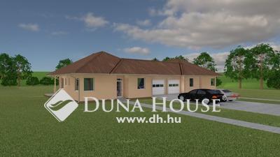 Eladó Ház, Pest megye, Őrbottyán, 110 nm-es új építésű ikerházfél, csendes mellékuta