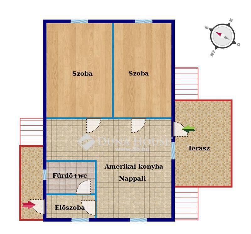 Eladó Ház, Bács-Kiskun megye, Kecskemét, Petőfiváros peremén