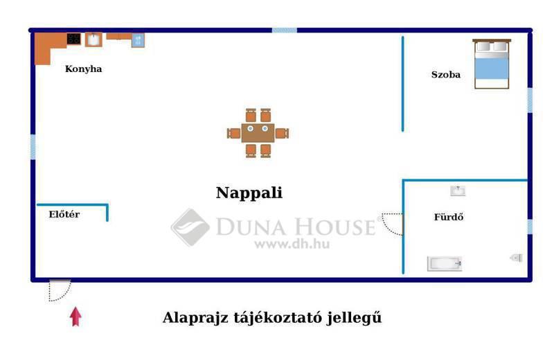 Eladó Lakás, Pest megye, Pécel, Tópart Lakópark 35 nm-es lakás