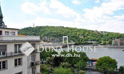 Eladó Lakás, Budapest, 5 kerület, DUNÁRA és Gellérthegyre néző ERKÉLYES lakás