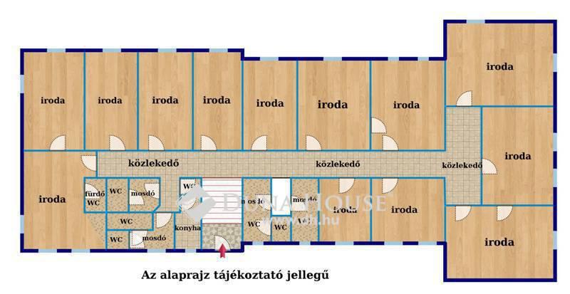 Kiadó Iroda, Budapest, 3 kerület, Keled út
