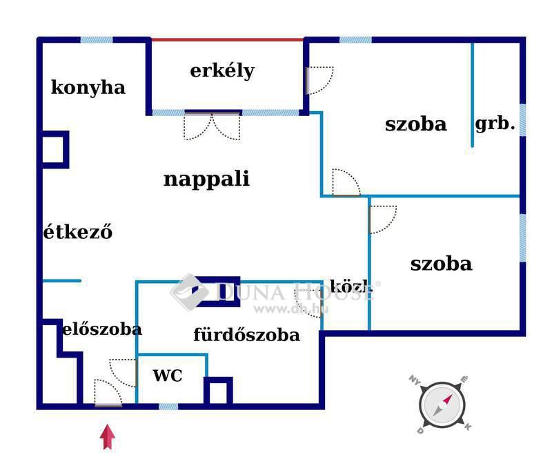 Eladó Lakás, Budapest, 11 kerület, Sasad liget lakópark újszerű lakás