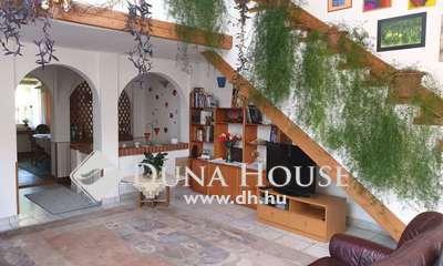 Eladó Ház, Budapest, 3 kerület, Testvérhegy, 2 nagy terasz, panoráma, dupla garázs