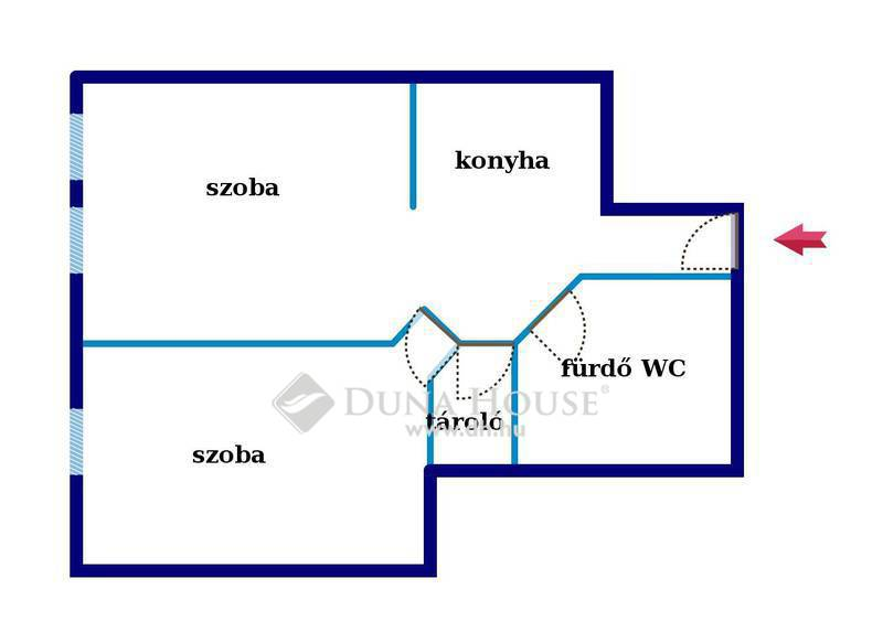 Eladó Lakás, Budapest, 7 kerület, Holló utca