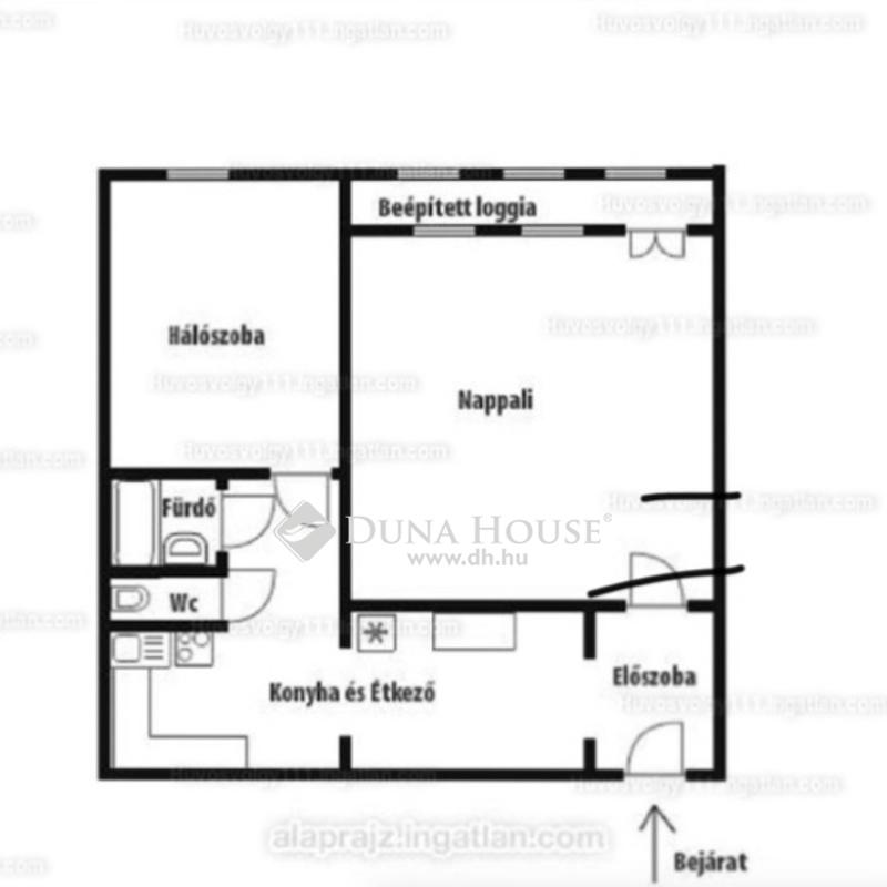 Eladó Lakás, Budapest, 11 kerület, Őrmezőn jó állapotú otthon