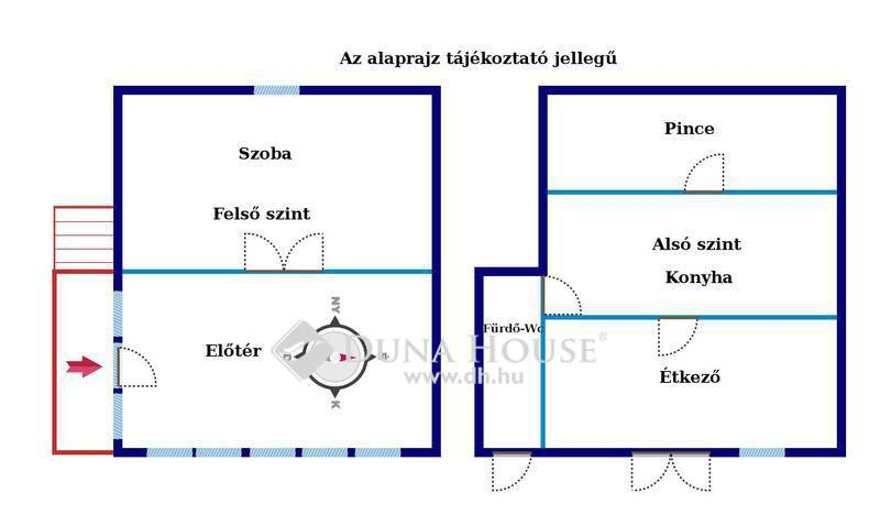 Eladó Ház, Zala megye, Zalaegerszeg, Gógánhegyen lakható házikó gondozott szőlővel