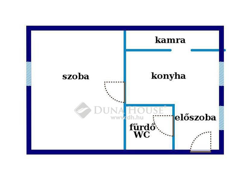 Eladó Ház, Budapest, 15 kerület, Pestújhely, kertkapcsolat, autóbeálló