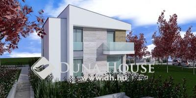 Eladó Ház, Budapest, 22 kerület, MINIMÁL STÍLUSÚ,ÚJ ÉPÍTÉSŰ CSALÁDIHÁZ