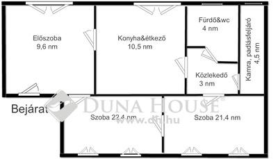 Eladó Ház, Budapest, 20 kerület, Kossuthfalva