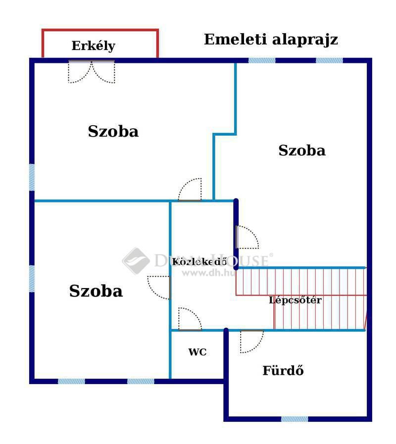Eladó Ház, Budapest, 18 kerület, Barcika tér